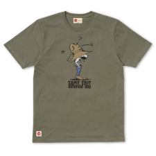 Different Day Tee - Khaki
