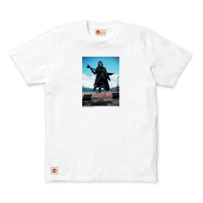 Guitar Hero Tee - White