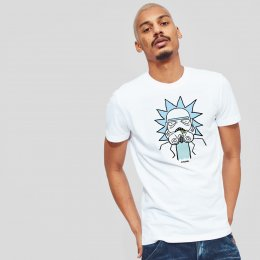 Mad Scientist Tee - White