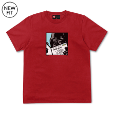 Dead Star Tee - Red