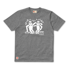 Best Buddies Tee - Grey