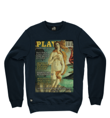 Venus Cover Sweat - Navy