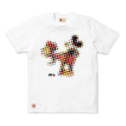 Bad Mice Tee - White
