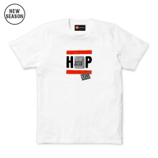 Hip Hop Tee - White