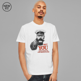 You Look Good Tee - White