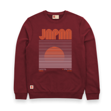 Japanese Sunrise Sweat - Berry