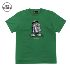 Trash Can Tee - Kelly Green