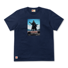 Guitar Hero Tee - Navy