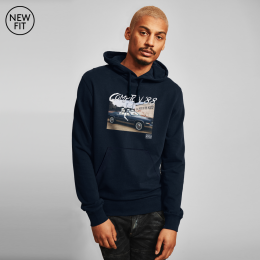 Droids 'n the hood Hoody - Navy
