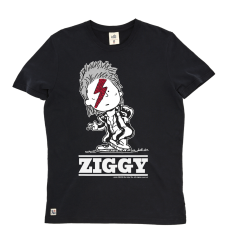 Ziggy Tee - Black
