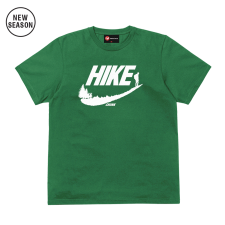 Hike Tee - Kelly Green