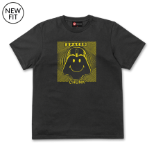 Spaced Tee - Black