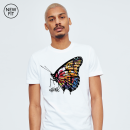 Urban Flight Tee - White