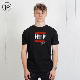 Hip Hop Tee - Black